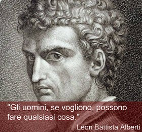 I banchetti rinascimentali di Vatel: Leon Battista Alberti (img-01)