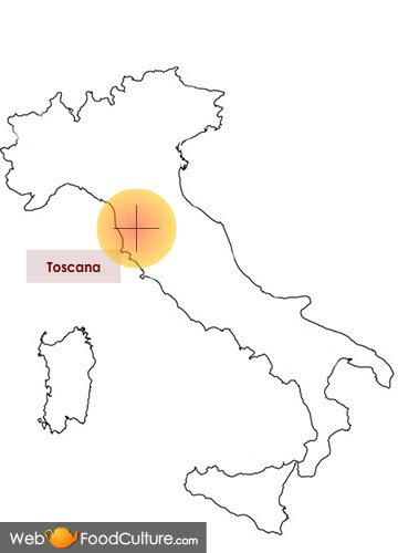 Bruschetta: Toscana.