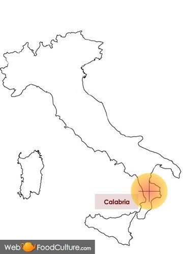 Bruschetta: Calabria.