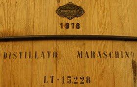 Maraschino liqueur: Luxardo, Maraschino barrel (crt-01)