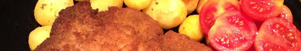 La Wiener Schnitzel.
