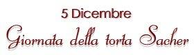 Torta Sacher: 5 Dicembre, giornata della torta Sacher.