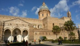Sicilian Cannoli: Palermo, the Cathedral (crt-01)