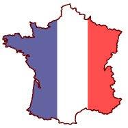 Champagne wine: France.