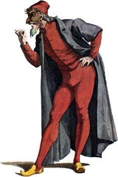 Vino Friularo: Maschera teatrale (img-01)