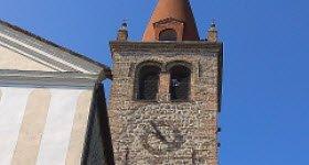 Ballotta, Galileo's Trattoria: Church of San Sabino, Torreglia.