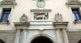 Ballotta, Galileo's Trattoria: Padua, 'Palazzo del Bo'.