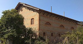 Ballotta, Galileo's Trattoria: Torreglia, exterior detail.