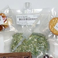 Space food: Dehydrated food served on the I.S.S. (img-01)