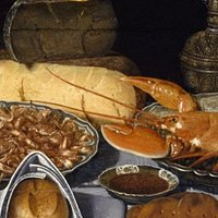 Renaissance banquets by Vatel: Still Life with Crab, Shrimps and Lobster (img-09)