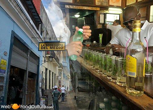 La Bodeguita del Medio, Havana (Cuba)