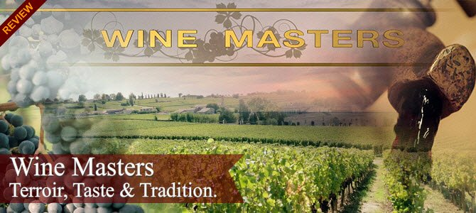 Wine Masters review: Wine Masters (crt-01)