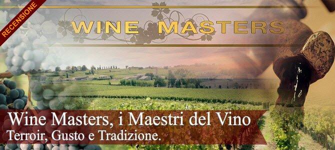 Wine Masters, i Maestri del Vino (crt-01)