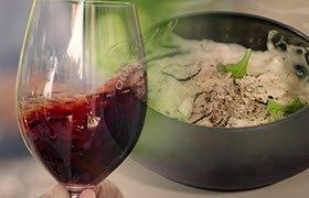 Wine Masters: Cibo e Vino (crt-01)