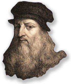 Leonardo da Vinci and wine: Leonardo da Vinci (crt-01)