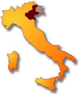 Prosecco wine: The Prosecco Regions.