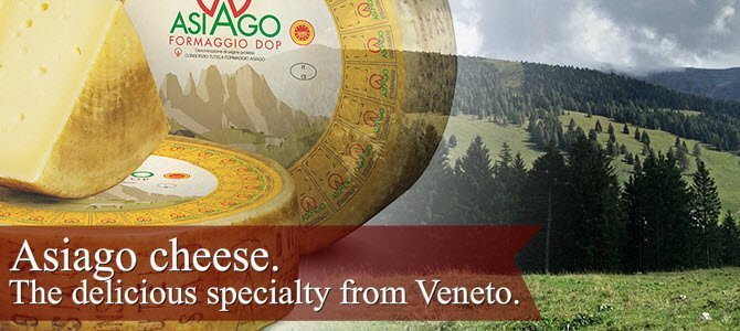 Asiago cheese, the delicious specialty from Veneto (crt-01)