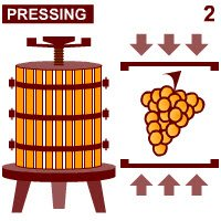 The 'pressing'.