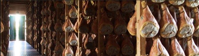 'Scalere' for the Prosciutto di Parma DOP (crt-01)