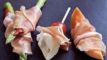 Prosciutto di Parma: food pairings 02 (crt-01)