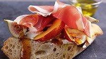 Prosciutto di Parma: food pairings 01 (crt-01)
