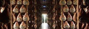 Prosciutto di Parma: 'curing' (crt-01)
