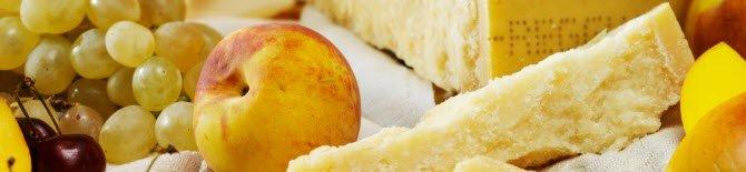 Parmigiano Reggiano, the right pairings (crt-01)