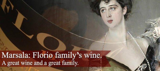 Marsala wine: Florio's wine (img-01)