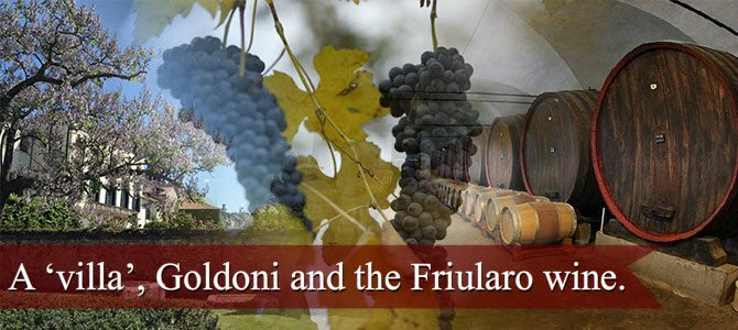 Friularo wine: A rough wine, with a great temper (crt-01)