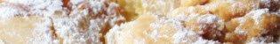 La pasta frolla della Pastiera napoletana.