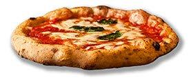 La pizza Margherita (crt-02)