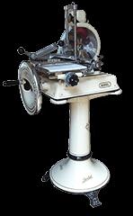 Flywheel slicer Berkel.