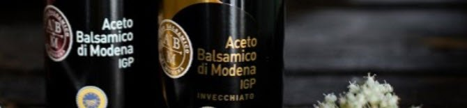 The certification of Balsamic Vinegar (crt-01)