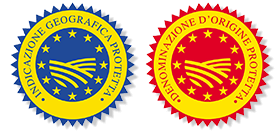 The PDO and PGI geographical indications (crt-01; crt-02)