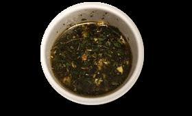 Il 'chimichurri': la salsa per l'asado.