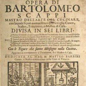Venetian Frittelle: 'Opera di Bartolomeo Scappi Mastro dell'Arte del Cucinare' (img-02)