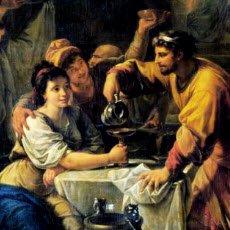 Venetian Galani: 'Saturnalia' (img-05)