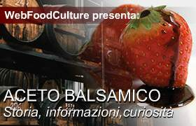 Aceto Balsamico.