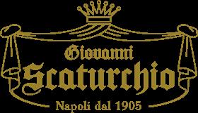Neapolitan rum Babà: Patisserie Scaturchio (crt-01)