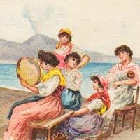 Napolitan rum Babà: the arrival in Naples (img-02)