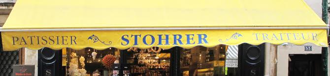Neapolitan rum Babà: Patisserie Stohrer, Paris (crt-02)