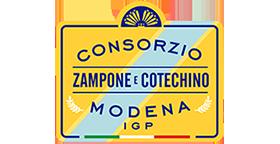 Tassello Consortile del Consorzio Zampone e Cotechino Modena IGP (crt-01)