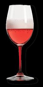 Lambrusco: glass of Lambrusco (crt-01)