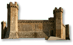 Brunello di Montalcino: Fortezza di Montalcino (cc-01)
